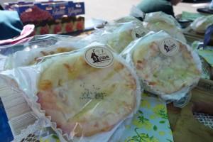 DSC04543.「3○商店」から「パン工房 3 o'clock」さんは惣菜パンがおすすめ!クリームシチューパン♪JPG